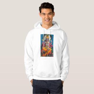 Moletom Hoodie de Vishnu  --  Impressionante  --  Colorido