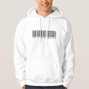 972571a3e Moletom Hoodie do código de barras de FKOA