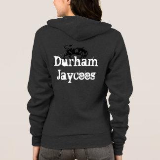Moletom Hoodie do Durham Jaycee da mulher