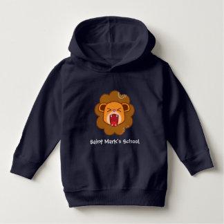 Moletom Hoodie do leão de Lil