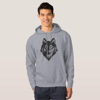 Moletom Hoodie do logotipo da colher Wolf21