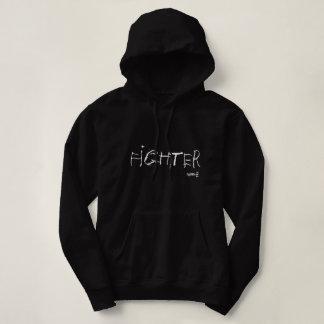 """Moletom Hoodie do """"lutador"""" para mulheres"""