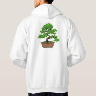 Moletom Hoodie japonês da árvore dos bonsais dos homens