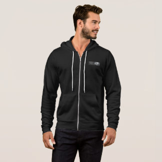 Moletom Hoodie Paranormal do Zipper dos homens da liga de