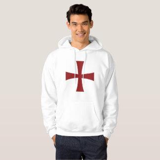 Moletom Hoodie transversal do cruzado