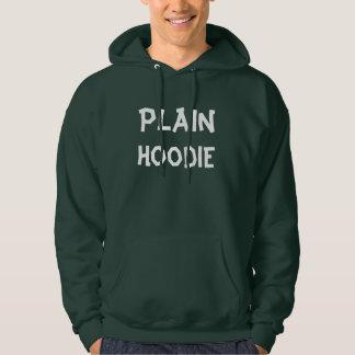 Moletom Hoodie verde liso