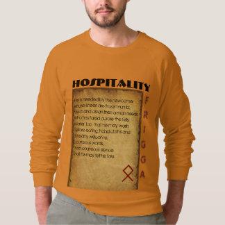 Moletom Hospitalidade de Havamal
