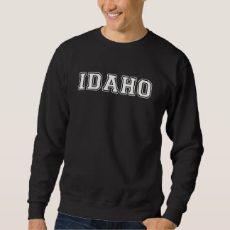 Moletom Idaho