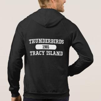 Moletom Ilha 1965 de Gerry Anderson Tracy dos Thunderbirds