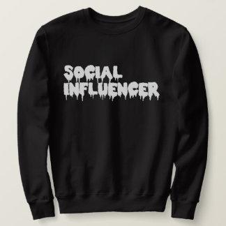 Moletom Influencer social