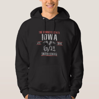 Moletom Iowa