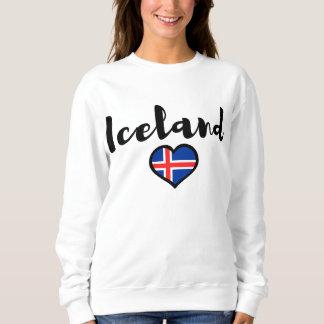 Moletom Islândia