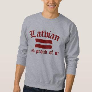 Moletom Letão e orgulhoso dele