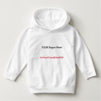 Moletom Ligação com o hoodie clássico! (Criança)