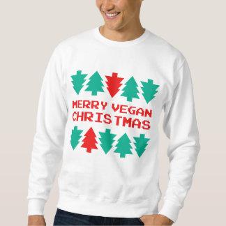 Moletom Ligação em ponte alegre da camisola do Xmas do
