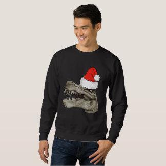 Moletom Ligação em ponte da camisola do Natal do Xmas de