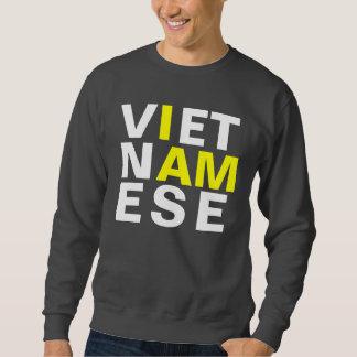 Moletom ligação em ponte vietnamiana