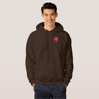Moletom Logotipo da entrada de ar e Hoodie de Downcast.fm