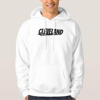 Moletom Logotipo retro de Cleveland