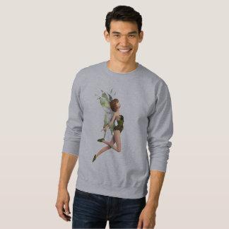 Moletom Luva longa feericamente Camiseta-Bonita