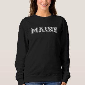 Moletom Maine