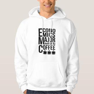 Moletom Major da economia abastecido pelo café