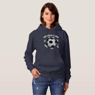 Moletom Mamã do futebol