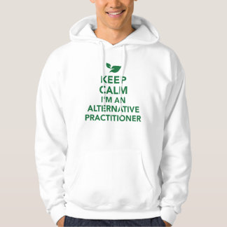 Moletom Mantenha a calma que eu sou um médico alternativo