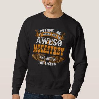 Moletom MCCAFFREY de Aweso uma legenda viva verdadeira