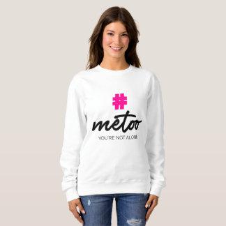 Moletom #Metoo, você não está sozinho