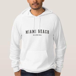 Moletom Miami Beach Florida