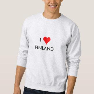 Moletom mim coração finland