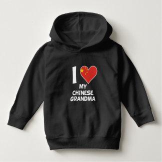Moletom Mim coração minha avó chinesa
