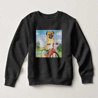Moletom Miúdos da camisola do Pug