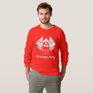 Moletom Morre a camisola dura do Natal de Nakatomi