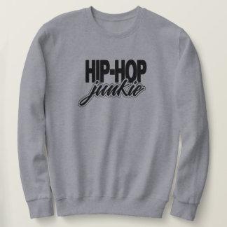 Moletom Música rap da era dourada do toxicómano de Hip Hop
