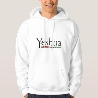 Moletom Natal de Yeshua Jesus: Razão para a estação