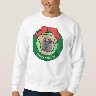 Moletom Natal do Mastiff