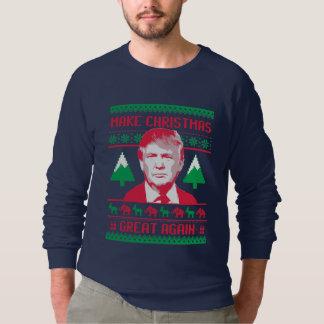 Moletom Natal do trunfo - faça o excelente do Natal outra
