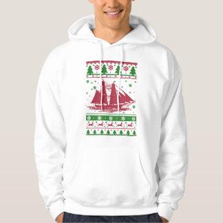 Moletom Navegando o Natal feio