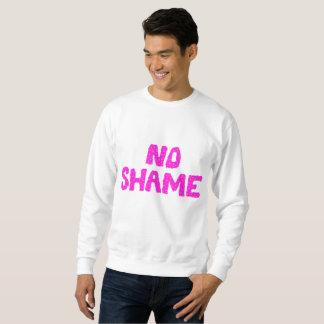 Moletom Nenhuma camisola da vergonha