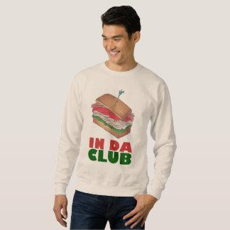Moletom No comensal engraçado de Foodie do sanduíche de
