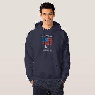 Moletom Nunca esqueça 9/11 de t-shirt do dia do patriota