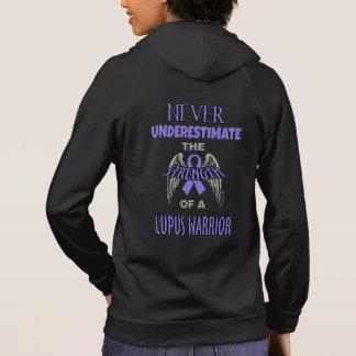 Moletom Nunca… guerreiro do lúpus