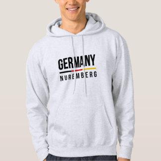 Moletom Nuremberg Alemanha