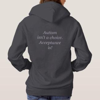 Moletom O autismo não é uma escolha