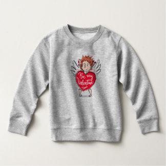 Moletom O Cupido bonito seja minha camisola dos namorados