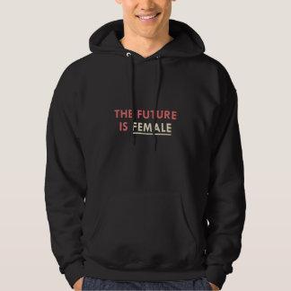 Moletom O futuro é fêmea