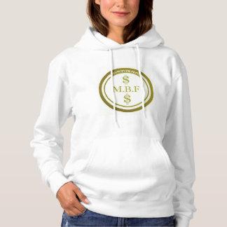Moletom O hoodie das mulheres de MBF