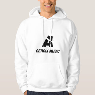 Moletom O Hoodie dos homens da música de Aeroix